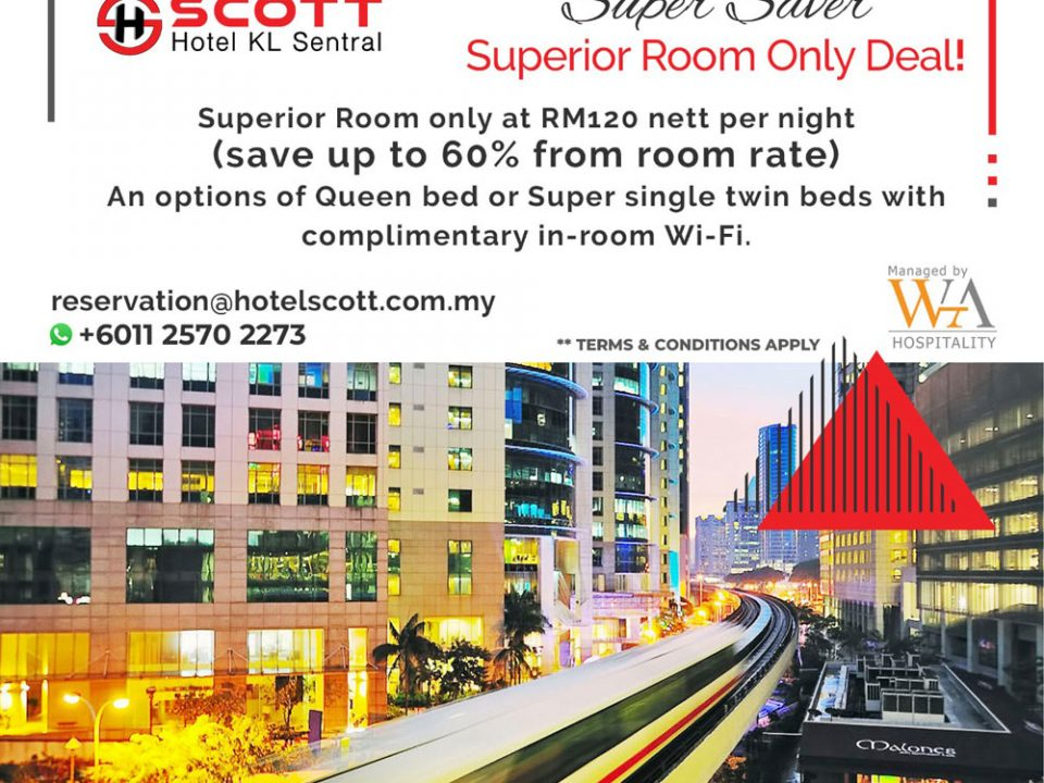 Superior Room Only Deal